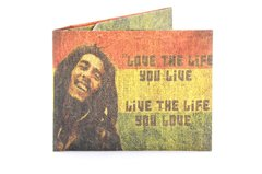 Tyvek® Wallet - by Monkey Wallets® - Bob Marley - buy online