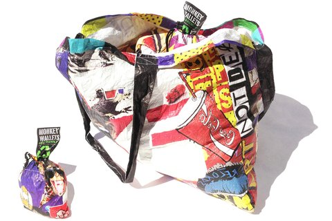 Tyvek® Bag - Pop Art on internet