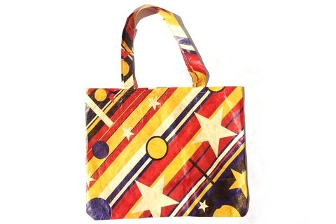 Tyvek® Bag - Retro