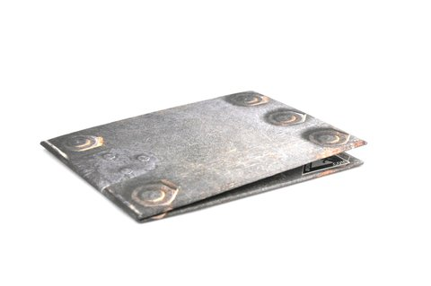 Carteiras de Papel Tyvek® - Monkey Wallets® - Metal - comprar online