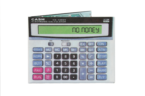 Tyvek® Wallets - Monkey Wallets® - Calculator