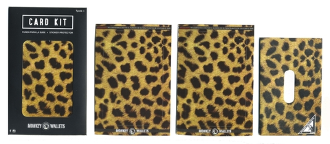 CARD KIT - ANIMAL PRINT