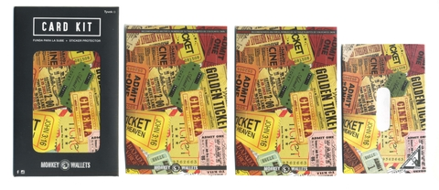 CARD KIT - TICKETS