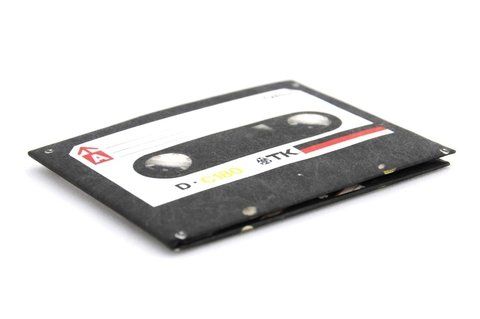 Tyvek® Wallets - Monkey Wallets® - Cassette TK - buy online