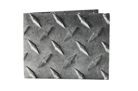 Tyvek® Wallet - by Monkey Wallets® - Metal Rock - buy online
