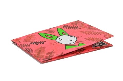 Billeteras de Papel Tyvek® - Monkey Wallets® - Rabbit - comprar online