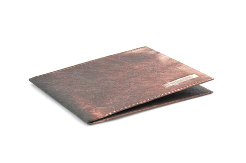 Billetera de papel Tyvek® - by Monkey Wallets® - Cuero - comprar online