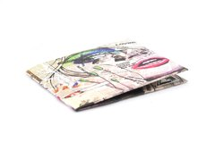 Billeteras de Papel Tyvek® - Monkey Wallets® - Diario Pop - comprar online