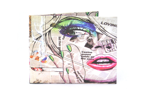Tyvek® Wallets - Monkey Wallets® - Pop Newsleter