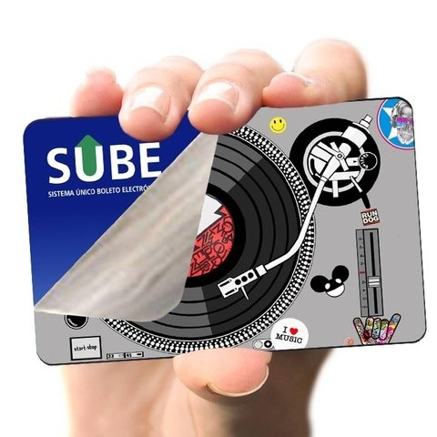 CARD KIT - DJ