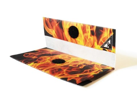 Tabaco Pouch - Fire on internet