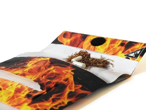 Image of Tabaco Pouch - Fire