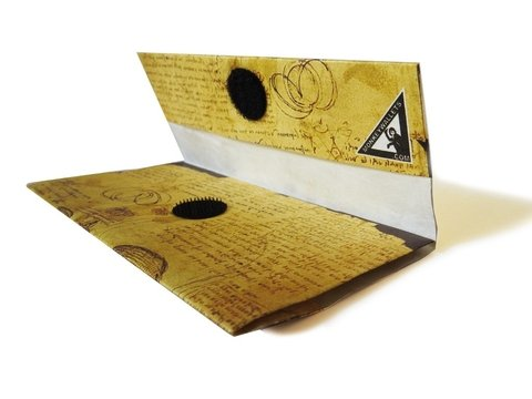 Tabaquera - Davinci - Monkey Wallets ®