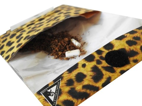 Image of Tabaco Pouch - Leopard