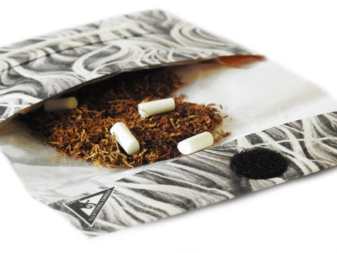 Tabaco Pouch - Hairly