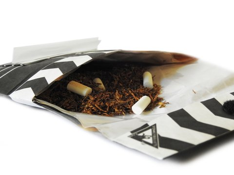 Image of Tabaco Pouch - Claqueta