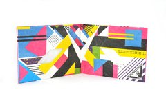 Carteira de papel Tyvek® - by Monkey Wallets® - Fluo na internet