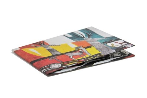 Billeteras de Papel Tyvek® - Monkey Wallets® - Bosque - comprar online