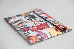 Tablet Cover - by Monkey Wallets - Pop Art - buy online