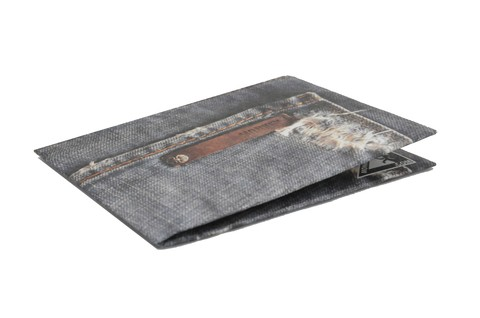 Billeteras de Papel Tyvek® - Monkey Wallets® - Jean - comprar online