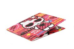 Tyvek® Wallet - by Monkey Wallets® - Kitty on internet