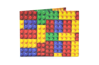 Billeteras de Papel Tyvek® - Monkey Wallets® - Lego