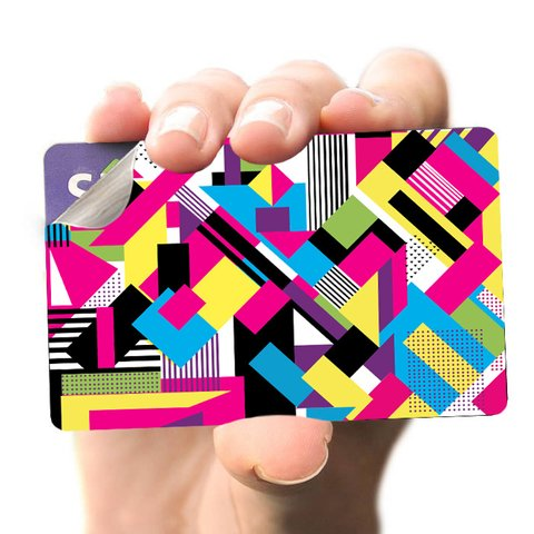 CARD KIT - FLUO - buy online