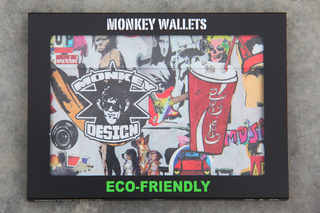 Tablet Cover - by Monkey Wallets - Pop Art