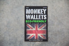 Imagem do Carteira de papel Tyvek® - by Monkey Wallets® - Union Jack
