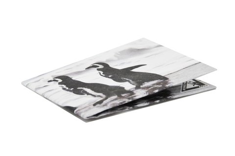 Tyvek® Wallets - Monkey Wallets® - Penguins - buy online