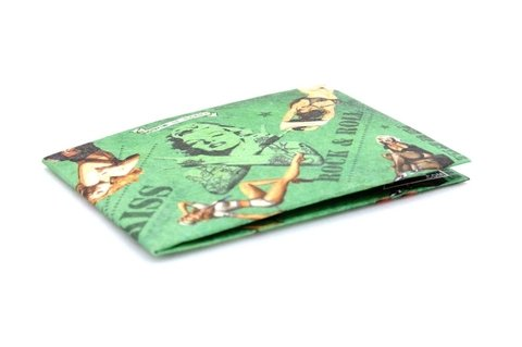 Tyvek® Wallet - by Monkey Wallets® - Pin Up - buy online