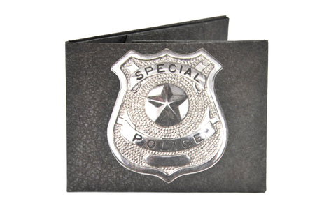 Tyvek® Wallets - Monkey Wallets® - Police