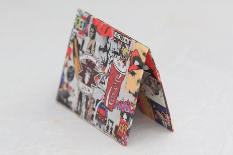 Mini Monkey Wallet® - Pop Art - buy online