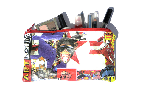 MiniBolso - by Monkey Wallets - Pop Art