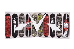 Billetera de papel Tyvek® - by Monkey Wallets® - Skater en internet
