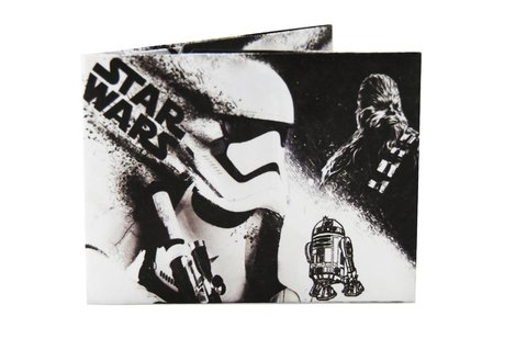 Tyvek® Wallet - by Monkey Wallets® - Starwars - buy online
