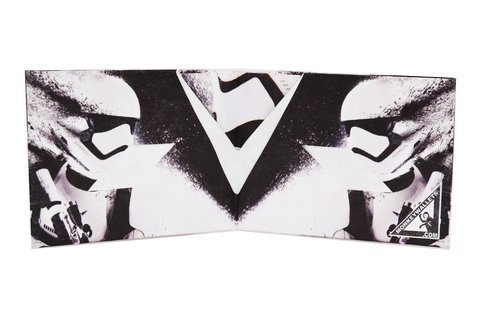 Tyvek® Wallet - by Monkey Wallets® - Starwars on internet