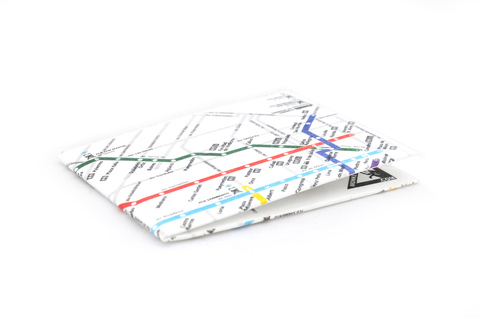 Tyvek Wallets - Monkey Wallets® - Subway - buy online