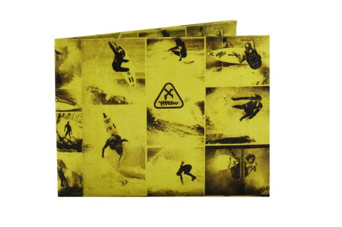 Billetera de papel Tyvek® - by Monkey Wallets® - Surfer - comprar online
