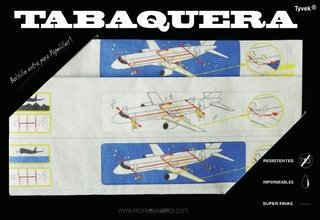 Tabaqueira - Airplane