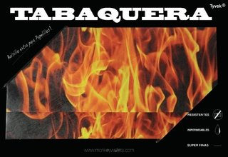 Tabaco Pouch - Fire