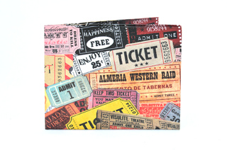 Tyvek® Wallets - Monkey Wallets® - Tickets