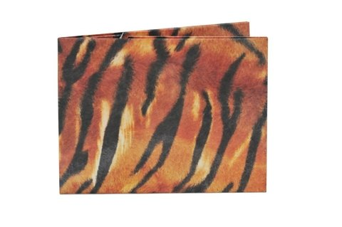 Tyvek® Wallets - Monkey Wallets® - Tiger