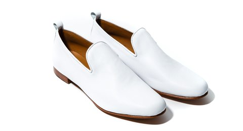 WHITE LEATHER - comprar online