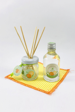 Mini Kit  Difusor Mango-Citrus