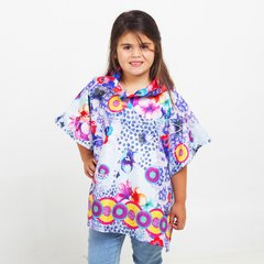Mini Poncho Pocket Colombia en internet