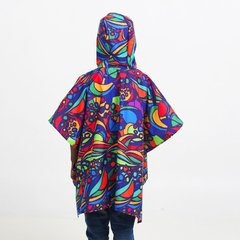 Mini Poncho Pocket España - Cuarto Colorado