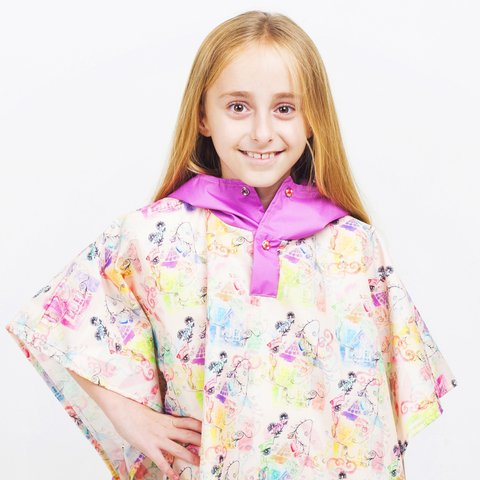 Mini Poncho Pocket Francia en internet