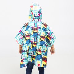 Mini Poncho Pocket MINI ARTISTAS - MAX - Cuarto Colorado
