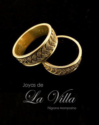 2a9b184b1d8c Argollas de matrimonio   Trenzada   - oro 18k